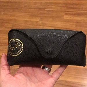 Ray-Ban Glasses Case and Cleaning Case